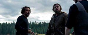 Iñárritu y Leonardo DiCaprio