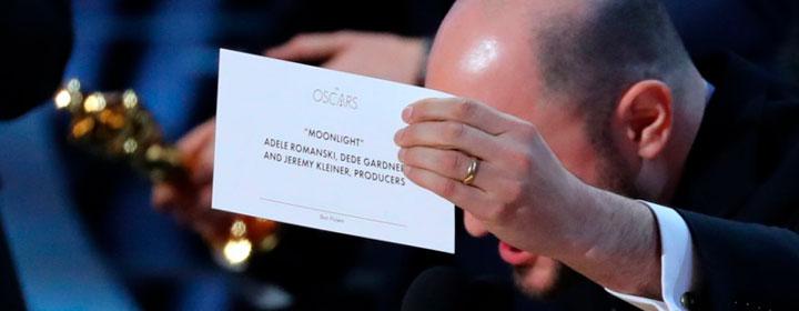 Resultados de los Premios Oscar
