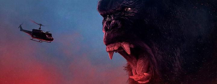 King Kong furioso