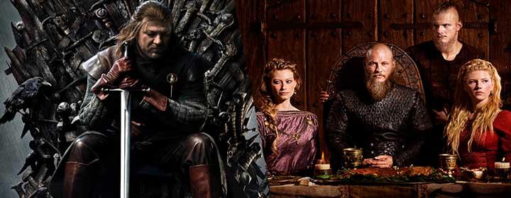 Ned Stark y la Familia Lodbrock