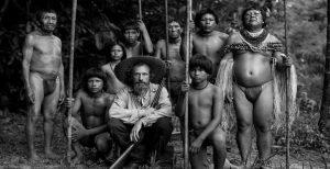 Indígenas en 'El Abrazo de la Serpiente' (Colombia, 2014)