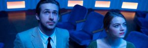 Ryan Gosling y Emma Stone en La La Land (2016)