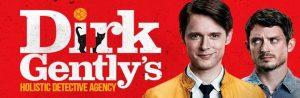 Dirk Gently's, serie de Netflix